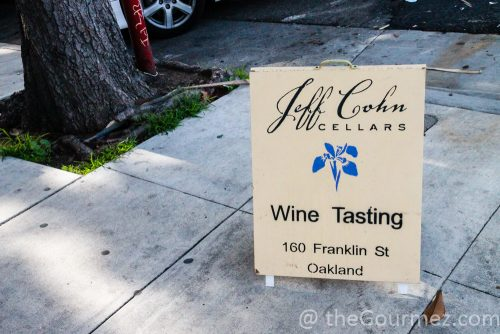 jeff cohn cellars oakland urban wine tour
