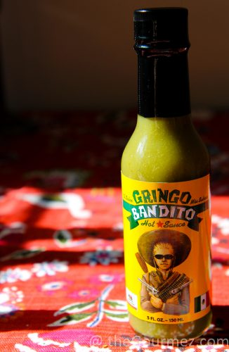Gringo Bandito Hot Sauce Spicy Green Verde