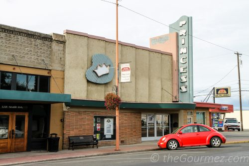 princess theater downtown prosser