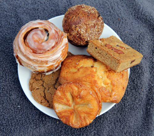 starter bakery pastry types