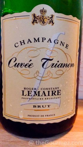 Roger Constant Lemaire champagne trianon