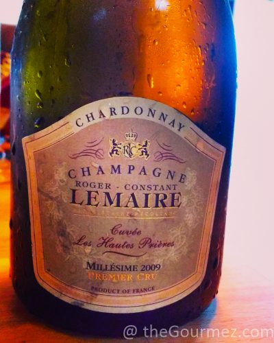 Roger Constant Lemaire champagne millesime