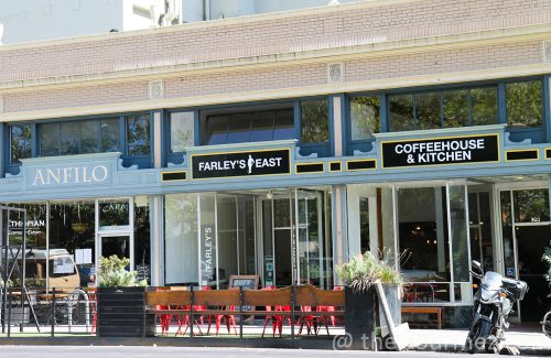 farley's east