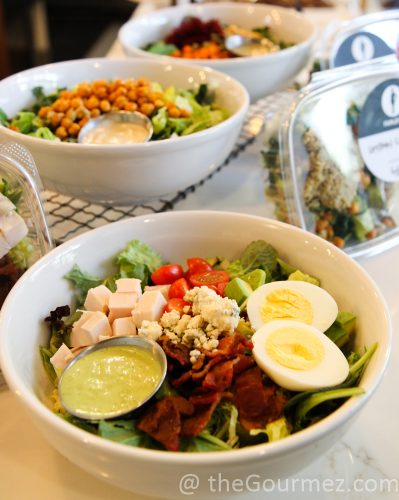 cobb salad farley's east