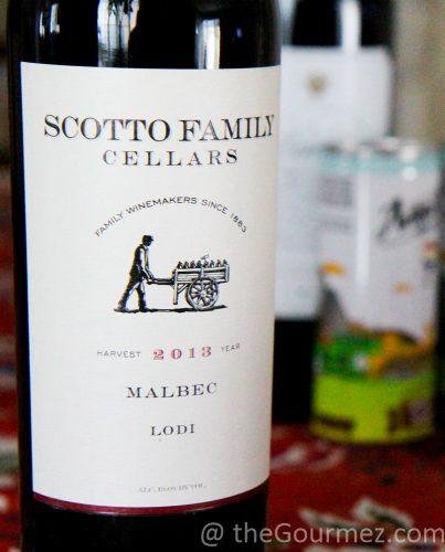 scotto family cellars malbec