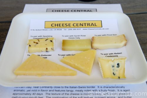 visit lodi food cheese central tasting