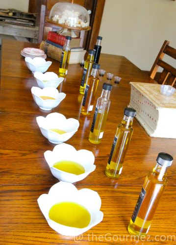 olive drop tasting lodi food