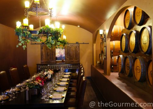 viaggio estate dining room lodi food