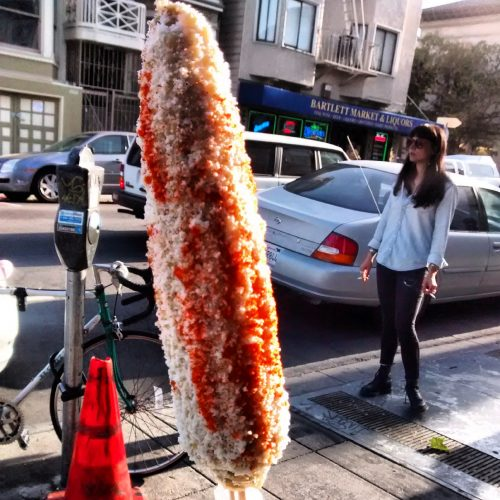 elote san francisco
