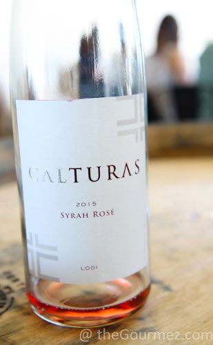 calturas, rose, syrah rose, wine, rose wine, lodi wine, tasting room, calturas wine, tasting notes