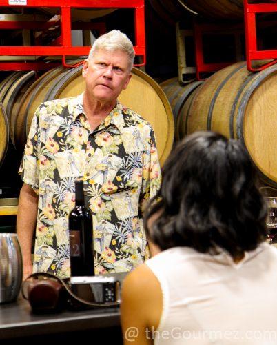 layne montgomery, m2, m2 wines, winemaker, lodi wine, tasting room