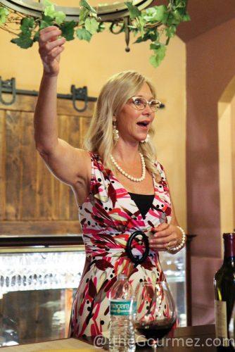 teri lawrence, viaggio, viaggio wines, winemaker, lodi wine
