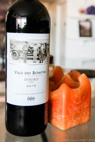 vale do bomfim red wine blend DOW 2015