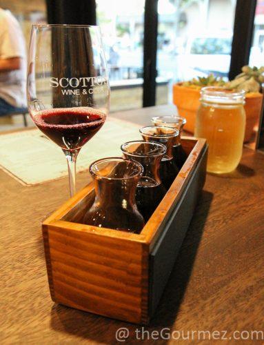 scotto, scotto wine and cider, scotto tasting room, scotto drafts, scotto estates, scotto cellars, scotto family, lodi, downtown lodi