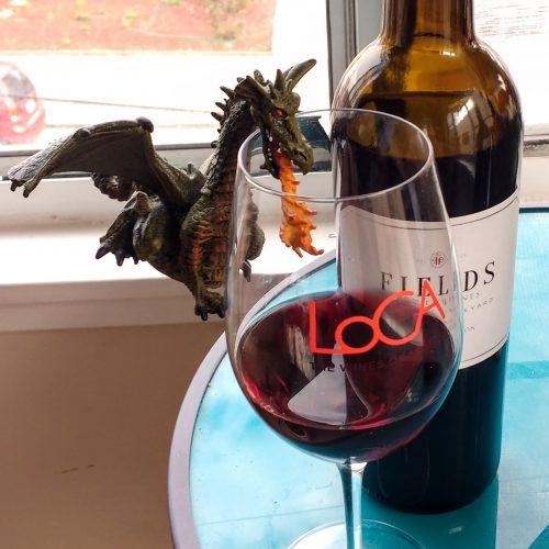 Lodi Old Vine Zinfandel Fields Family Wines