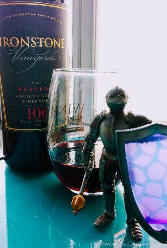 Lodi Old Vine Zinfandel Ironstone Vineyards Reserve