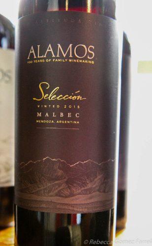 Alamos 2015 Selección Malbec