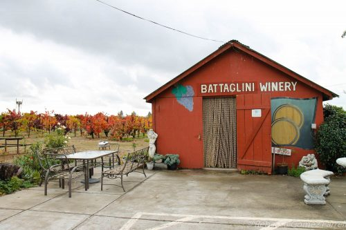 the wine road, sonoma county, battaglini wine