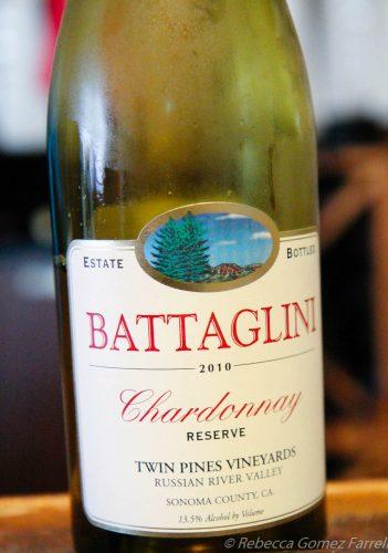 battaglini wine, chardonnay