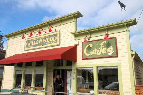 willow wood market cafe, graton, willow wood