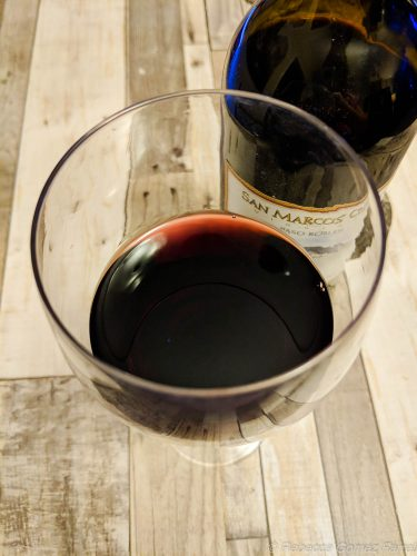 San Marcos Creek, cabernet franc, wine