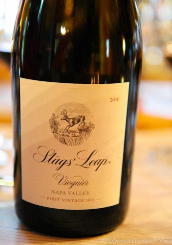 Stags' Leap Winery, Treasury Wine Estates, Wine Bloggers Conference, viognier