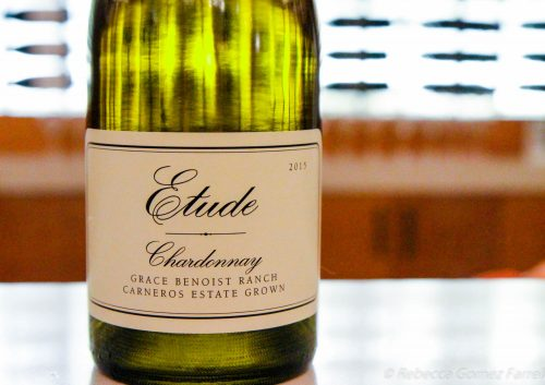 Etude winery, treasury wine estates, wine bloggers conference, chardonnay