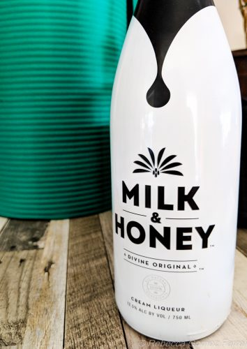 milk & honey, liqueur, date honey, dates, cream, review