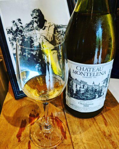 chateau montelena, dream tasting, chardonnay