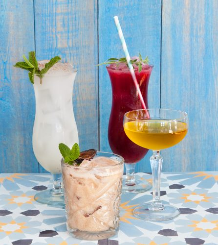 oakland cocktail week and Dyafa