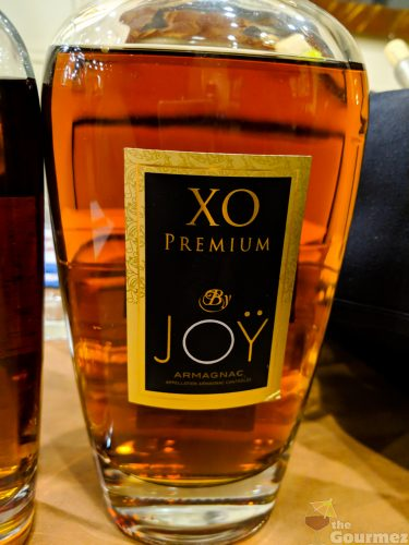 AVPSA, wine, tasting, european, armagnac, domaine de joy