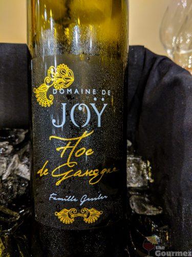 AVPSA, wine, tasting, european, domaine de joy, floc de gascogne