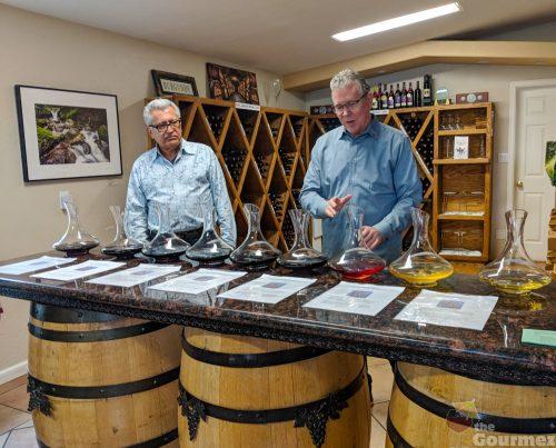 Bodegas Aguirre, wine, livermore, ricardo aguirre