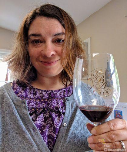 Bodegas Aguirre, wine, livermore, the gourmez, rebecca gomez farrell