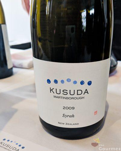 New Zealand wine, tasting, wine, kusuda, syrah