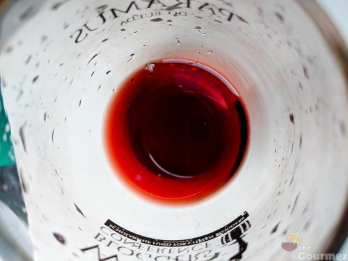 KickAss Britchen Red, review, wine