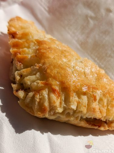 Marks the spot, catering, mince meat pie, hand pie