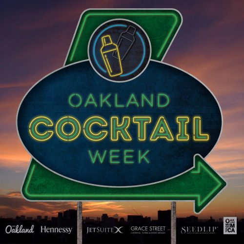 oakland cocktail week, cocktails, oakland