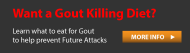 Stop Gout Pain Now