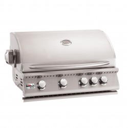 "Summerset Sizzler 32"" Stainless Steel Built-in Gas Grill"