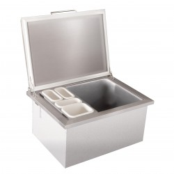 Summerset Stainless Steel Ice Chest