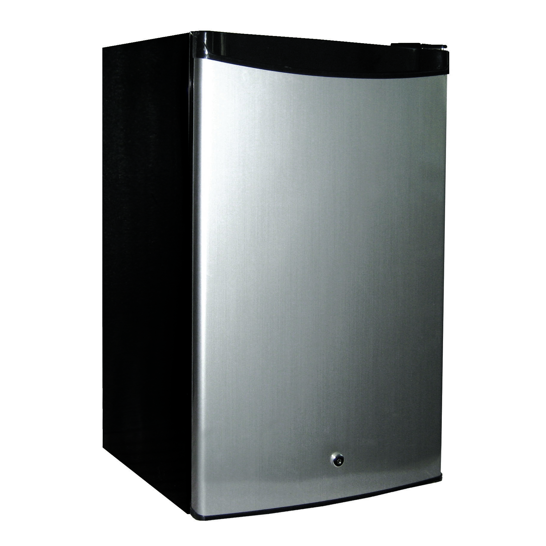 Refrigerator Outdoor Summerset Outdoor Refrigerator With Lock Stainless Steel Low