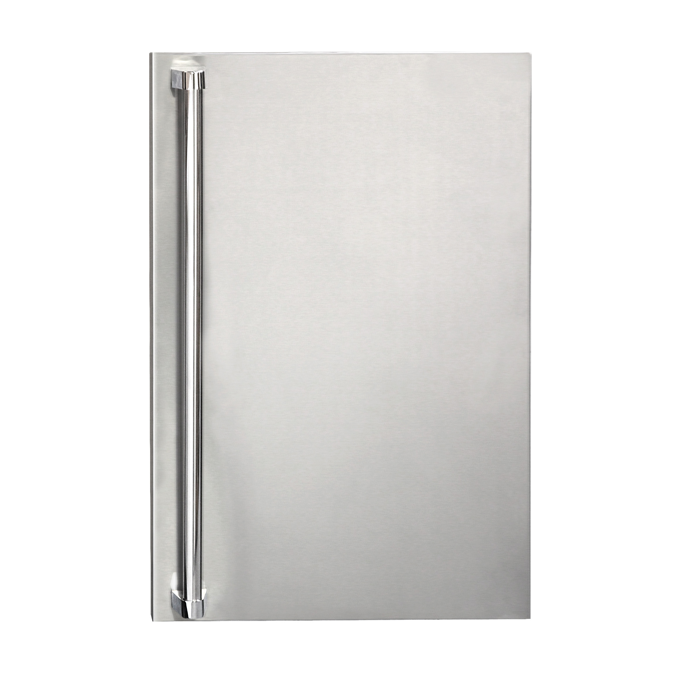 Summerset Stainless Steel Refrigerator Door Sleeve Upgrade SSRSL-1 - TheGrillFather.com