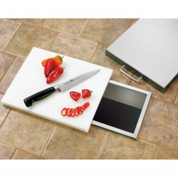 Summerset Stainless Steel Trash Chute & Cutting Board