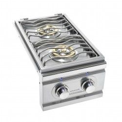 Summerset TRL Stainless Steel Lighted Double Side Burner