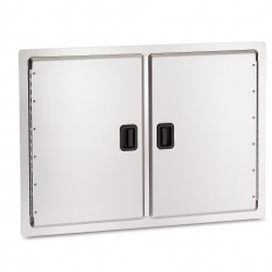 AOG Double Access Door