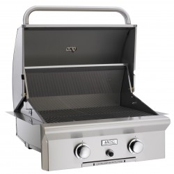 AOG 24-in. Stainless Steel Built-in Natural Gas Grill