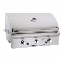 AOG 30-in. Stainless Steel Built-in Natural Gas Grill w/Rotisserie