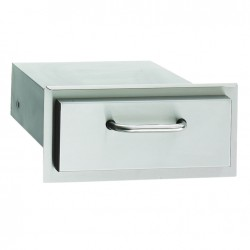Fire Magic Aurora 14-in. Select Stainless Steel Single Drawer