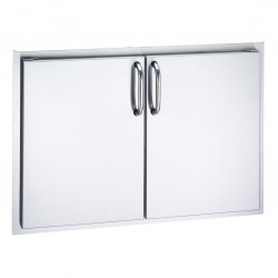 Fire Magic Aurora 30-in. Select Stainless Steel Double Access Doors